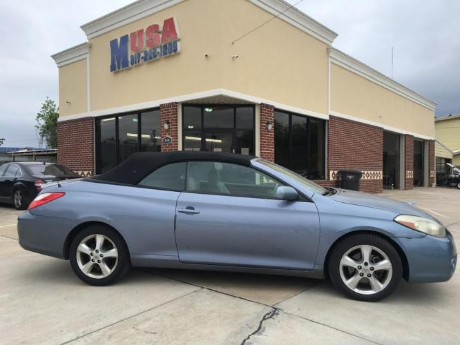 2008 BLUE TOYOTA SOLARA SE (4T1FA38PX8U) with an 3.3L engine, Automatic transmission, located at 3145 N Beach st, Fort worth, TX, 76111, (817) 222-1289, 32.801109, -97.290657 - Photo #0