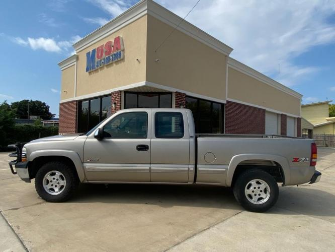 2002 Tan CHEVROLET SILVERADO 1500 (2GCEK19T121) with an 5.3L engine, Automatic transmission, located at 3145 N Beach st, Fort worth, TX, 76111, (817) 222-1289, 32.801109, -97.290657 - Photo #0